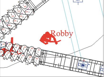 Figure 16: Exemple de plan produit par WYSIWYG - Report ~WYR2015]