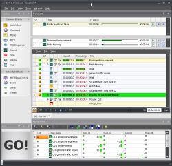 Figure 18: Exemple interface logiciel SFX6 [SFX2015]