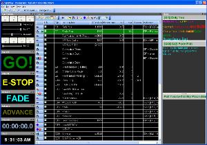 Figure 19: Écran du logiciel Multiplay [MUP2015]